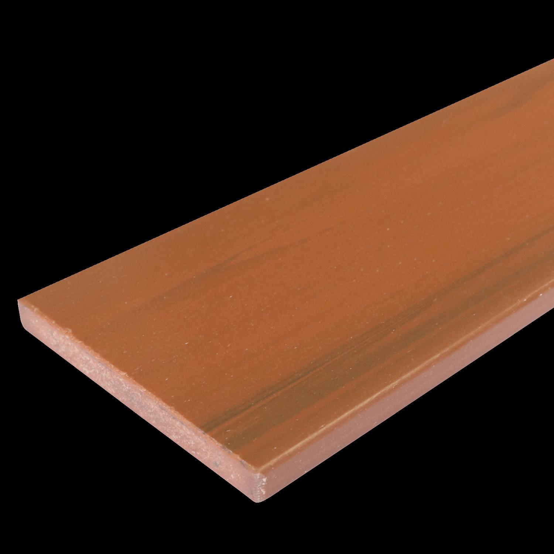Everwood plotovka 100x10x na míru mm, rovná Barva: zlatý dub 4Kg