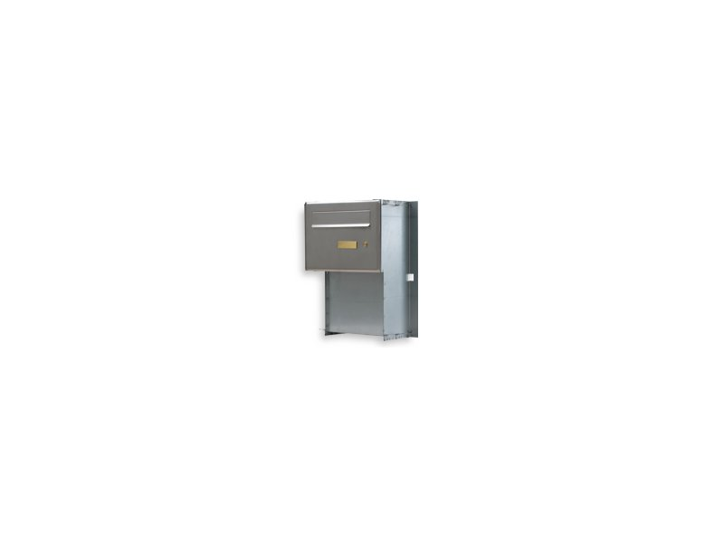 Poštovní schránka PSD 200 1xzvonek,1xjmenovka