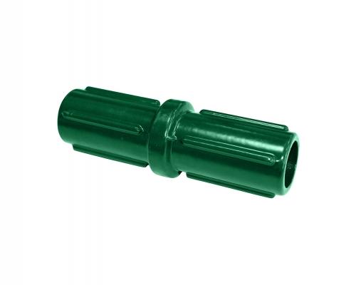 Nástavec pro sloupek 38 mm, zelený