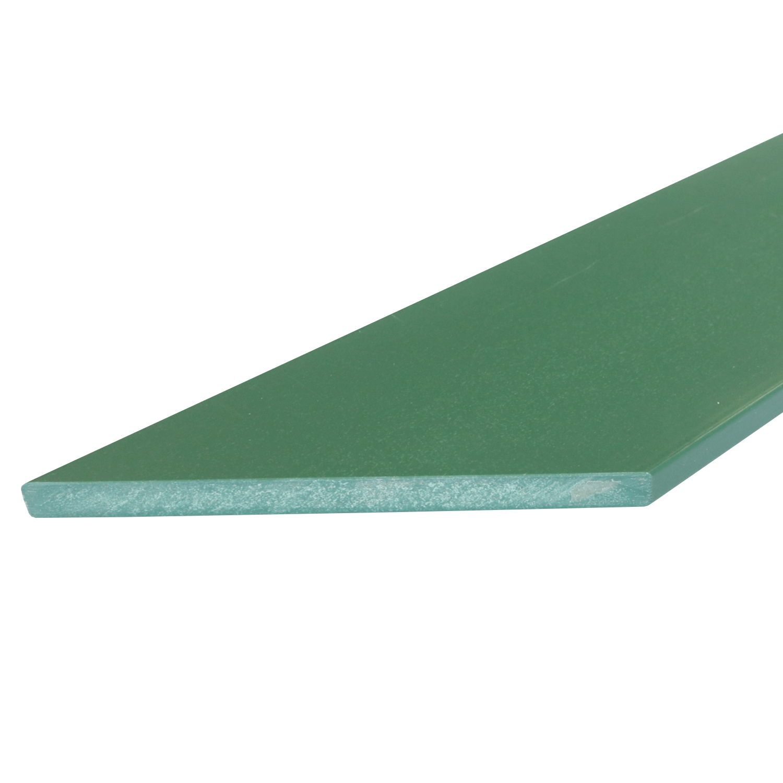 Everwood plotovka 100x10x na míru mm, zkosená Barva: Zelená 4Kg