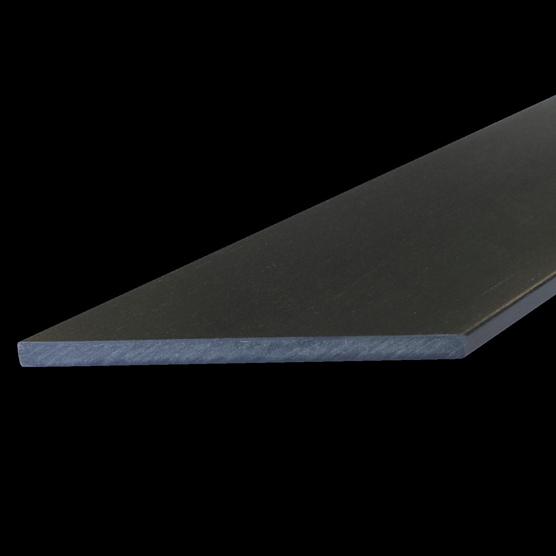 Everwood plotovka 100x10x na míru mm, zkosená Barva: Antracit 4Kg