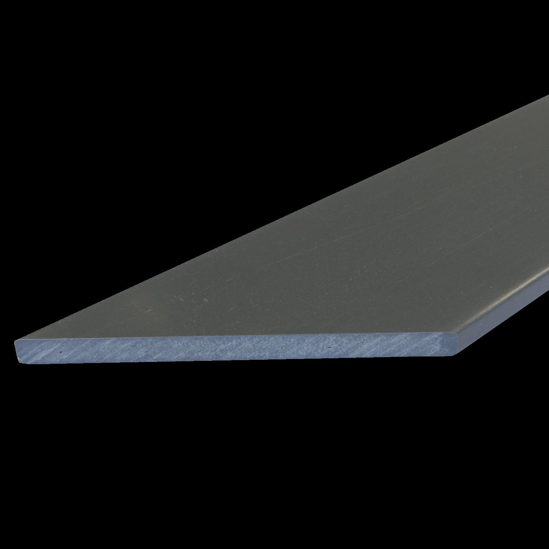 Everwood plotovka 100x10x na míru mm, zkosená Barva: šedá tmavá 4Kg