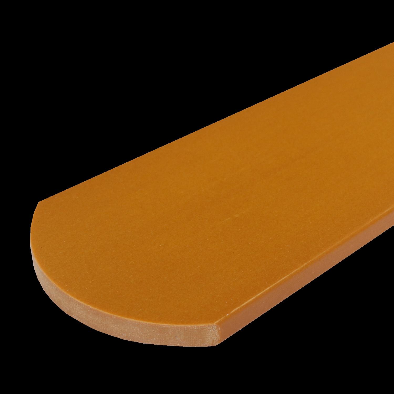 Everwood plotovka 100x15x na míru mm, oblouk Barva: pinie 4Kg