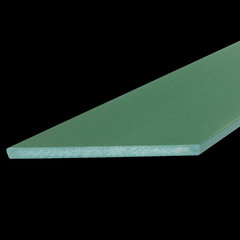 Everwood plotovka 100x15x na míru mm, zkosená Barva: Zelená 4Kg