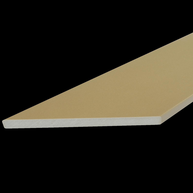 Everwood plotovka 100x15x na míru mm, zkosená Barva: světlý dub 4Kg