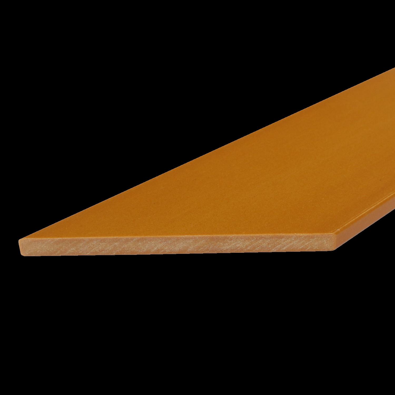 Everwood plotovka 100x15x na míru mm, zkosená Barva: tmavá pinie 4Kg