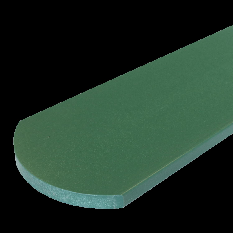 Everwood plotovka 70x10x na míru mm, oblouk Barva: Zelená 4Kg