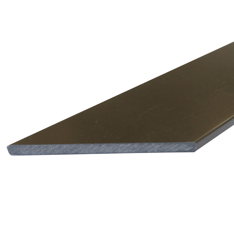 Everwood plotovka 70x20x na míru mm, zkosená Barva: palisandr 4Kg