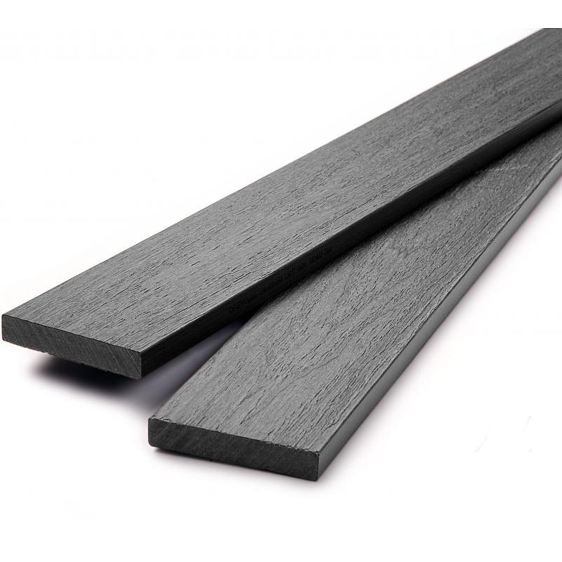 Dřevoplus profi plotovka 80x15x4000 mm, rovná barva:: šedá 4Kg