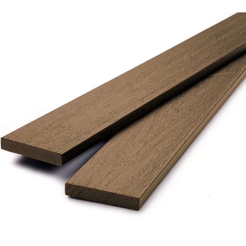 Dřevoplus profi plotovka 80x15x na míru mm, rovná barva:: teak 4Kg