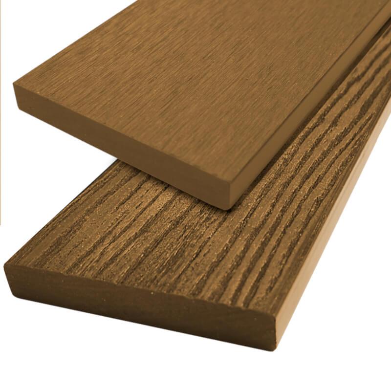Dřevoplast WPC plotovka 85x13 mm, hladká, rovná, zlatý dub barva:: zlatý dub, Délka v mm: 3000 mm 4Kg