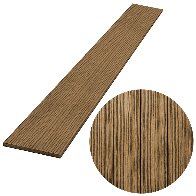 PILLWOOD plotovka 120x11 mm, rovná, písková výška: 1500 mm