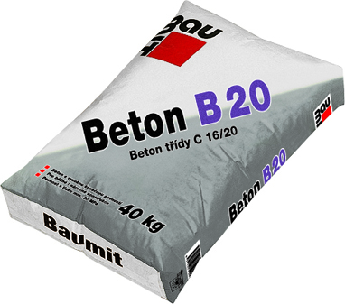 Baumit Beton B20 Normal 40kg 40Kg