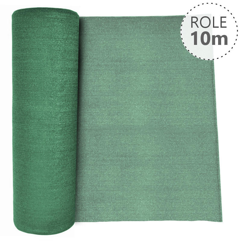Stínící tkanina 90% - 130 g/m2 - role 10 m, barva ZELENÁ v. 1000 mm, Délka role v m:: 10 m 4Kg