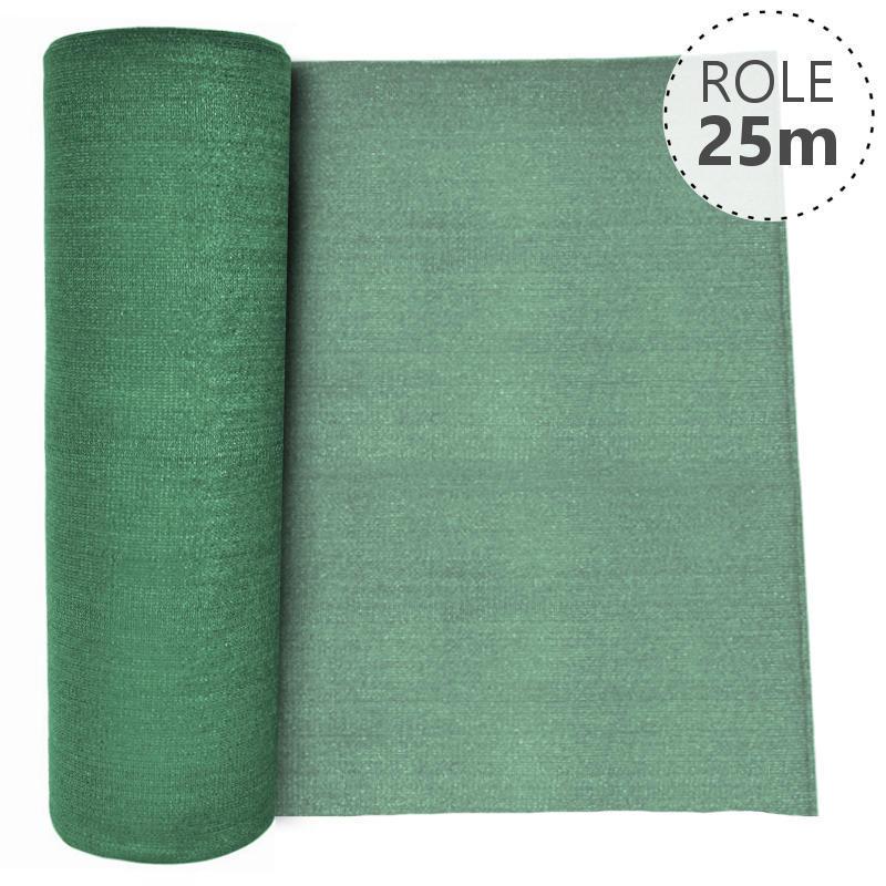 Stínící tkanina 90% - 130 g/m2 - role 25 m, Zelená v. 1000 mm, role  25 m 4Kg