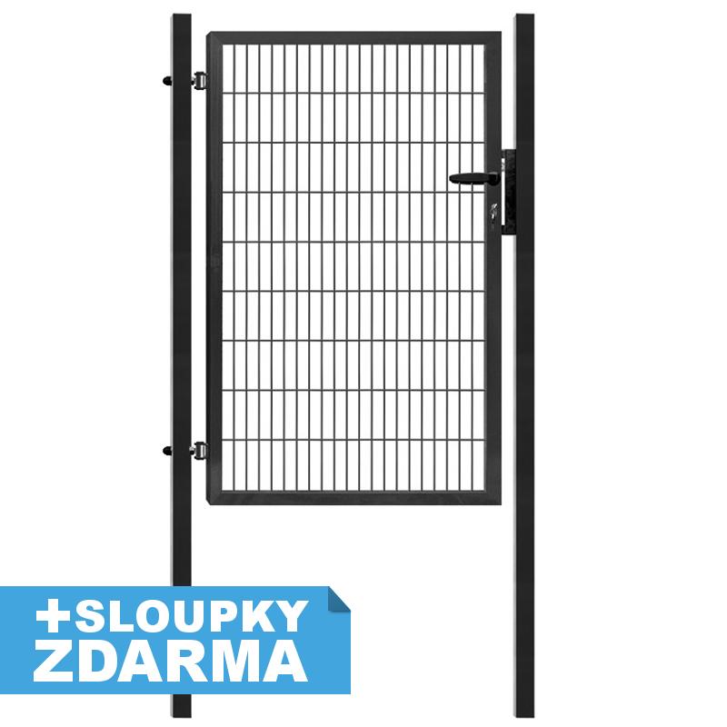 Branka Pilofor Super Zn š. 1090mm, svařovaný 2D panel 50x200mm, FAB, antracit v. 980 mm 4Kg