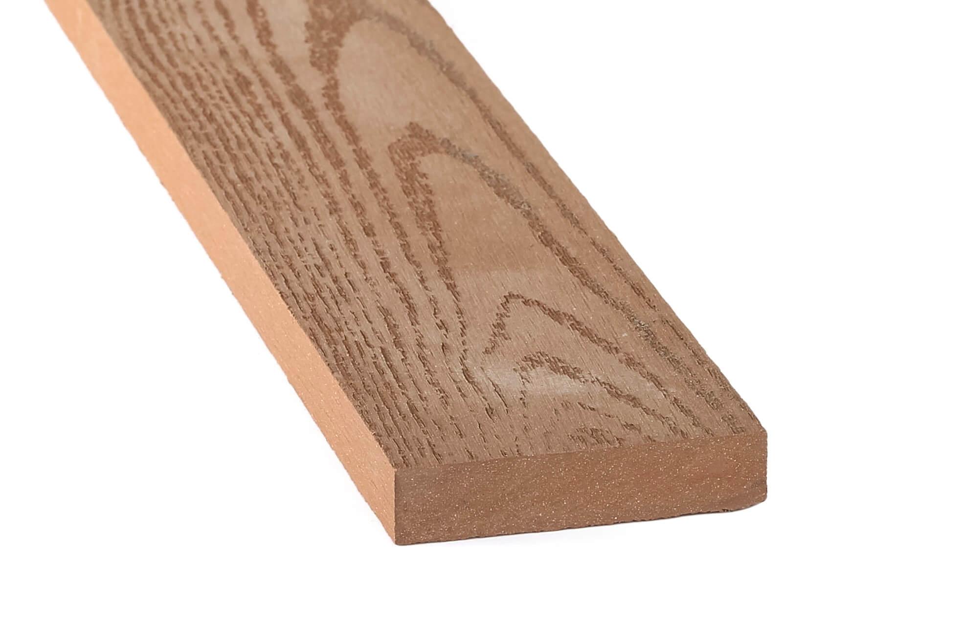 DAMIWPC plotovka 70x15 mm, rovná, tmavá Výška v mm  4030 mm
