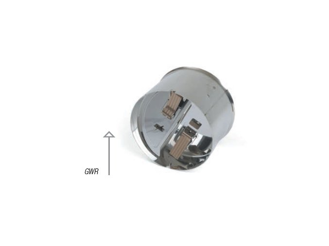 KW Komínová klapka GRW 90 T