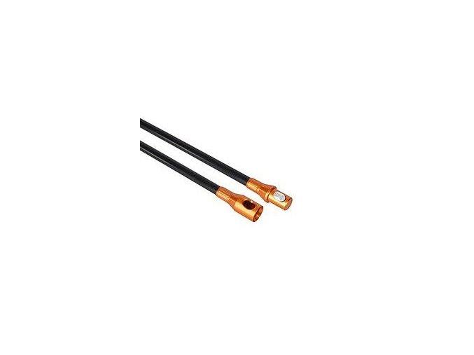 Tyč 12 mm oranžová