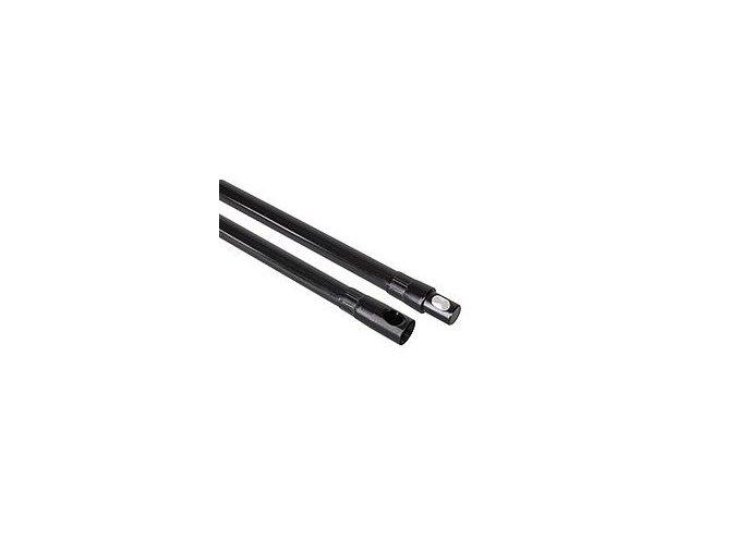 20mm flexible rod black