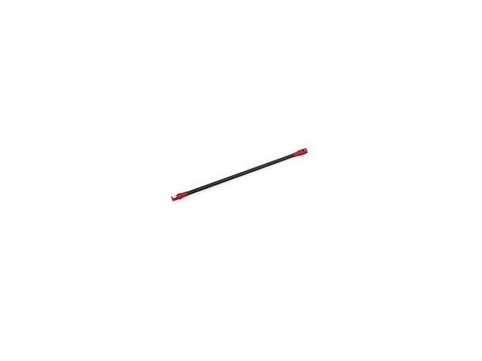 Tyč 14 mm červená HR
