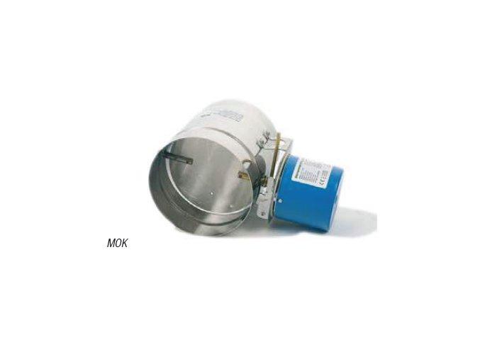 KW Komínová klapka automatická MOK 130