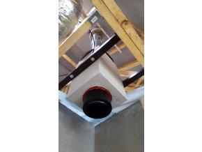 Komínová průchodka SAVE ENERGY 350 x 350 mm