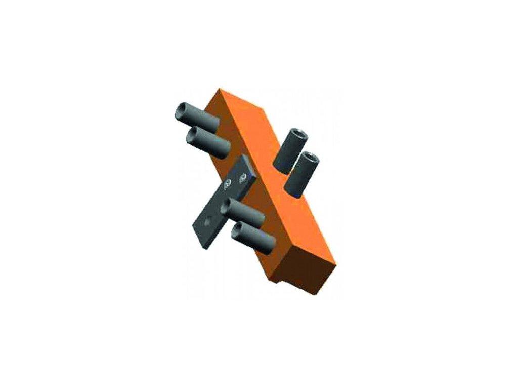 šablona pro montáž závěsu SZ 82