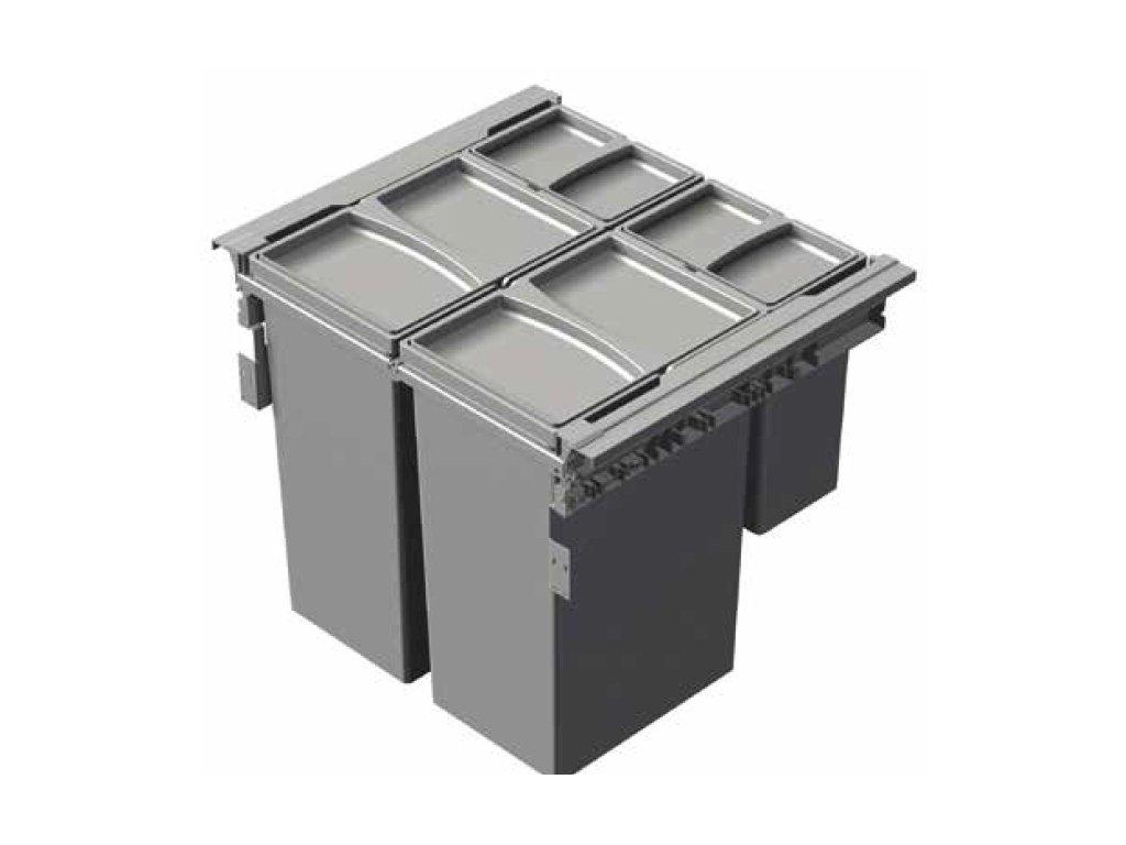 vestavný odpadkový koš Concept 560 6050A, 231111