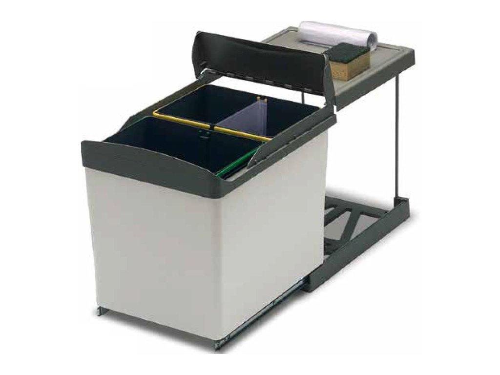 vestavný odpadkový koš  Linea 538, 231137