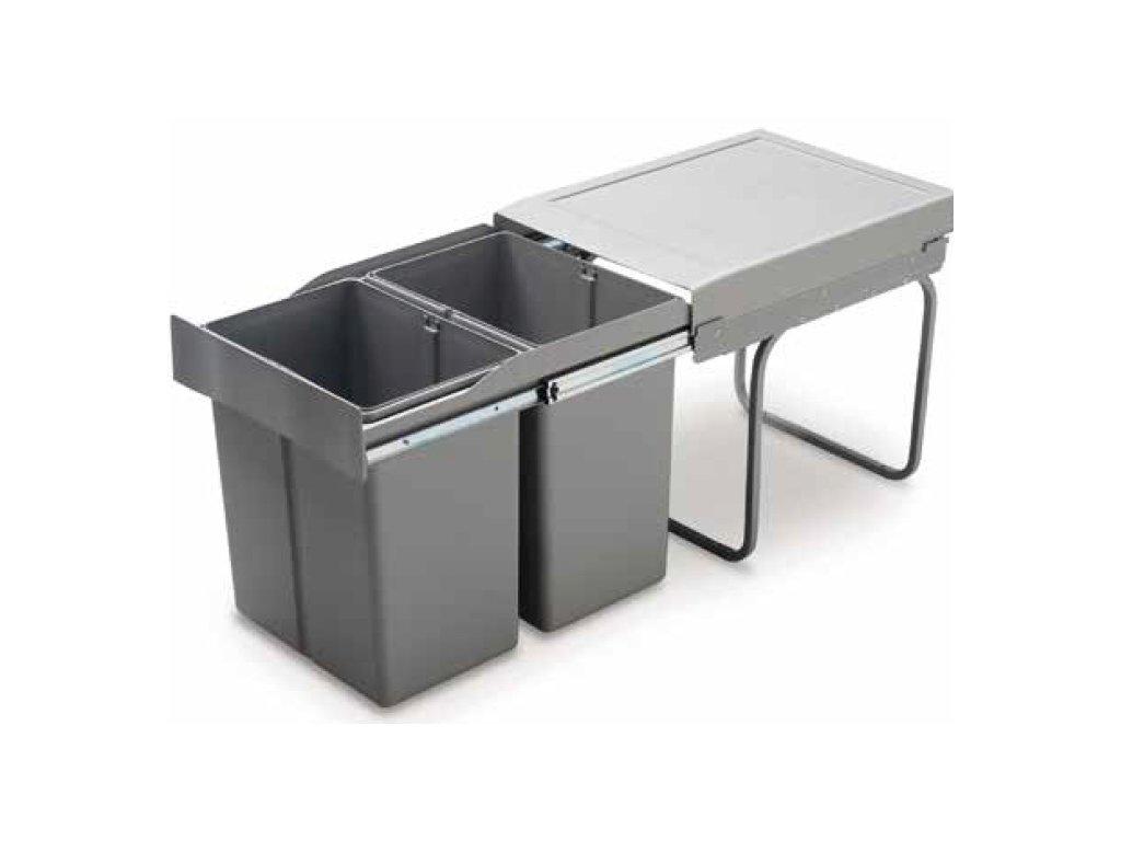 vestavný odpadkový koš  Linea 290, 231142