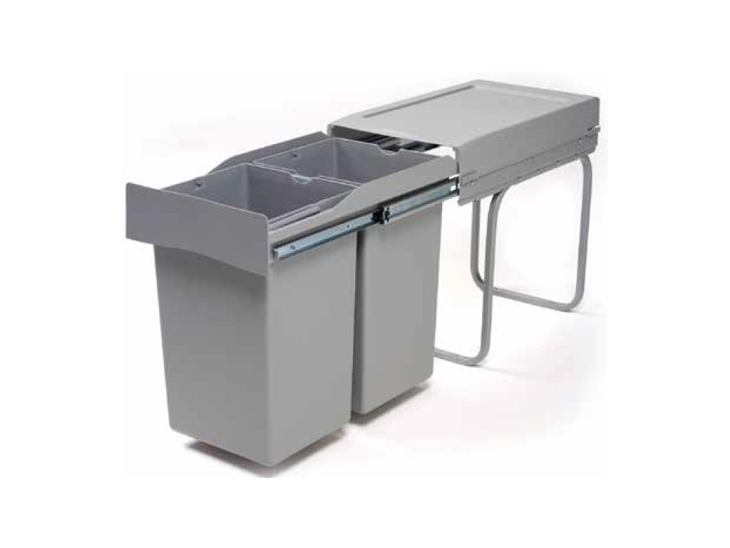 vestavný odpadkový koš  Linea 222, 231145