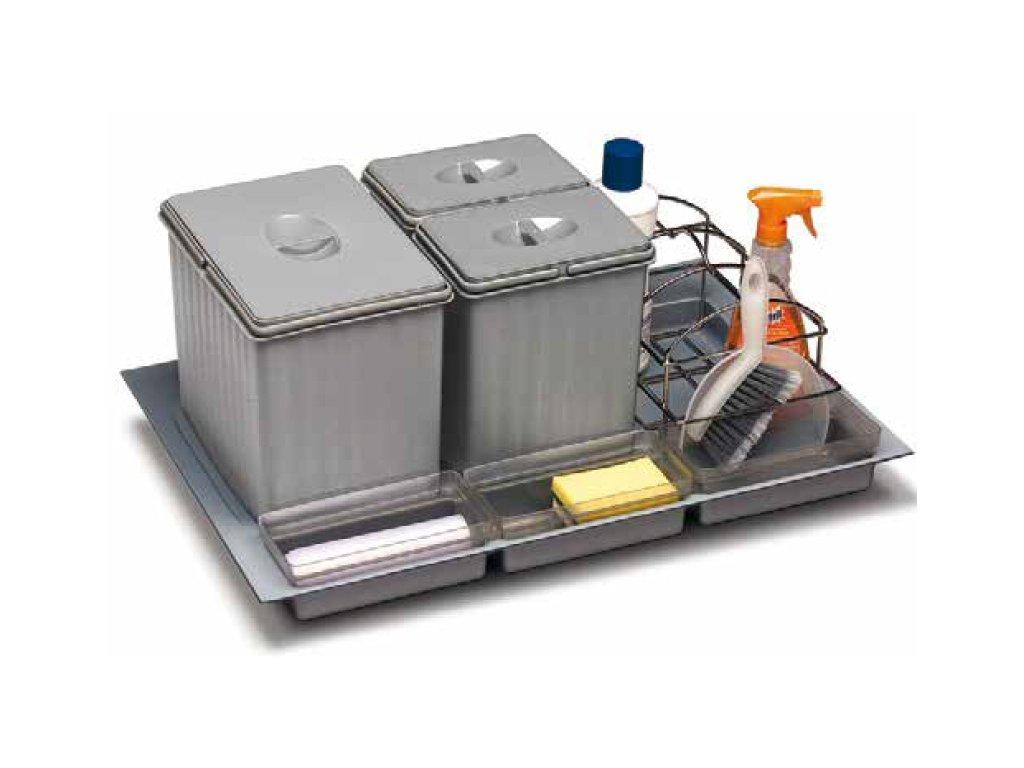 vestavný odpadkový koš  Sistema 939/2, 231186