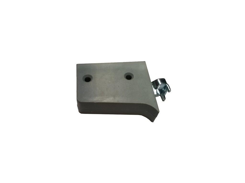 Scilm závěsné rektifikační kování šedé