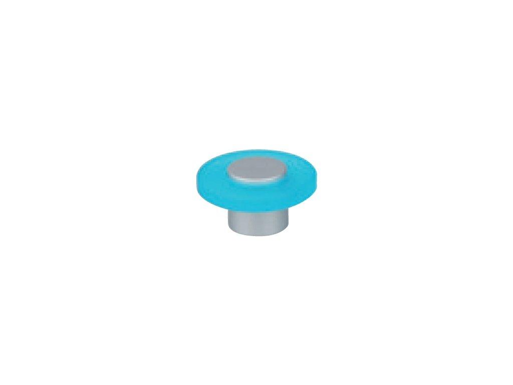 Tulip nábytková knopka Eva bílá, 303225, rozteč