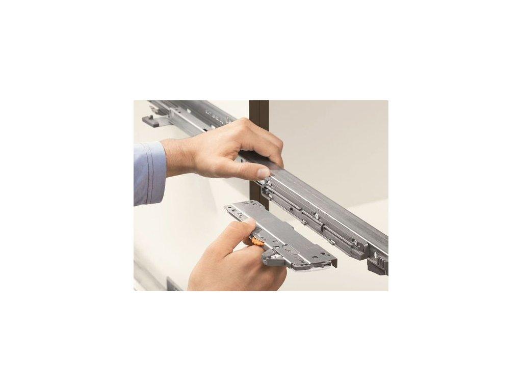 Blum Tip On Blumotion modul 350-750, 5-40kg, 275345