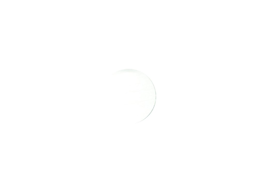 krytka nalepovací hliník lesk