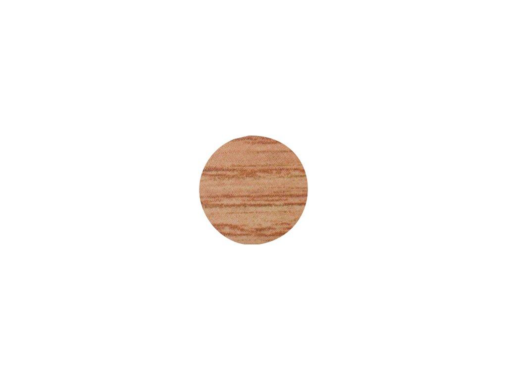 krytka nalepovací dub
