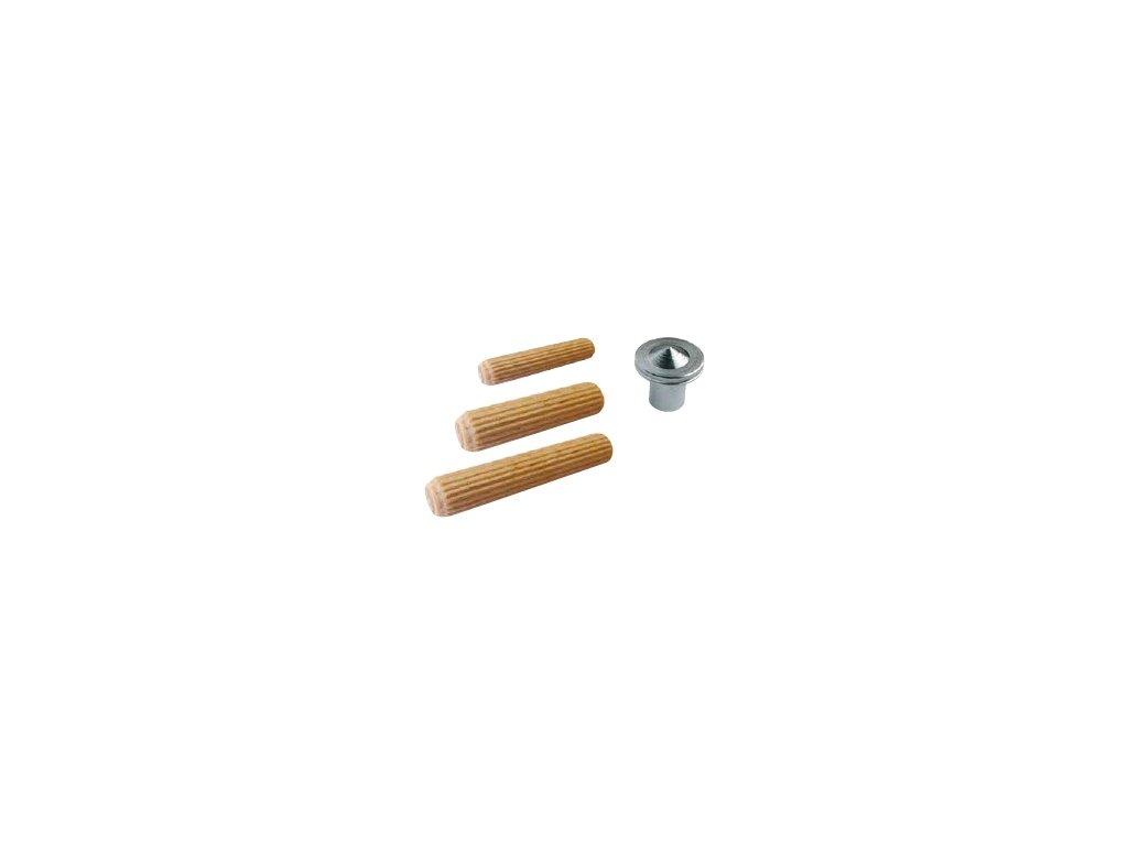 kolík spojovací dřevěný