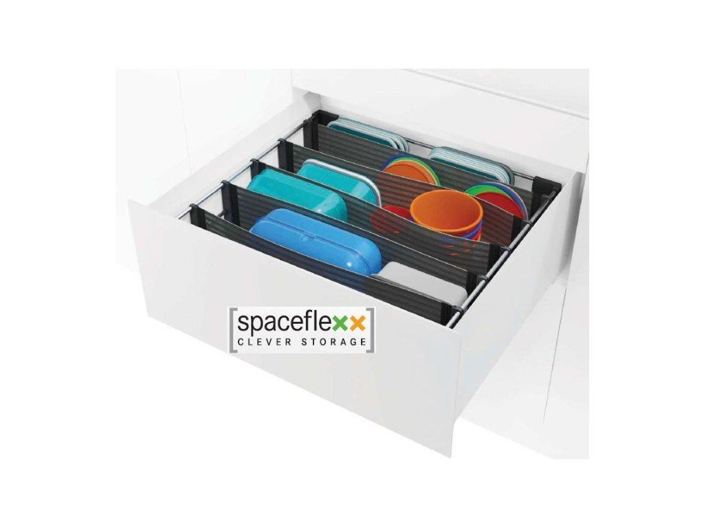SpaceFlexx organizér zásuvky