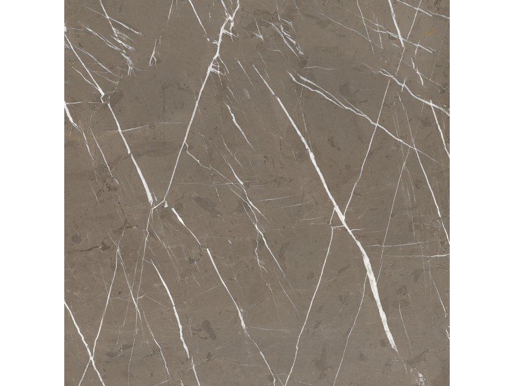 Pracovní deska K025 SQ Mramor Pietra hnědý