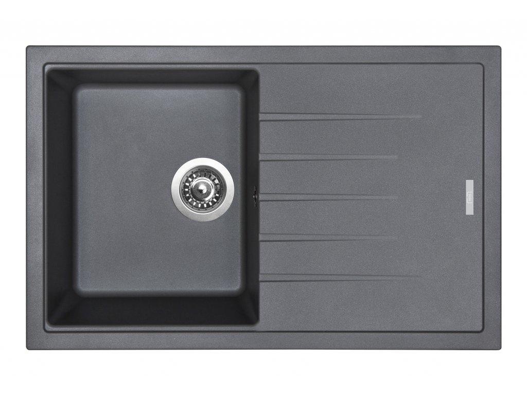Kuchyňský dřez Best 780 Titanium
