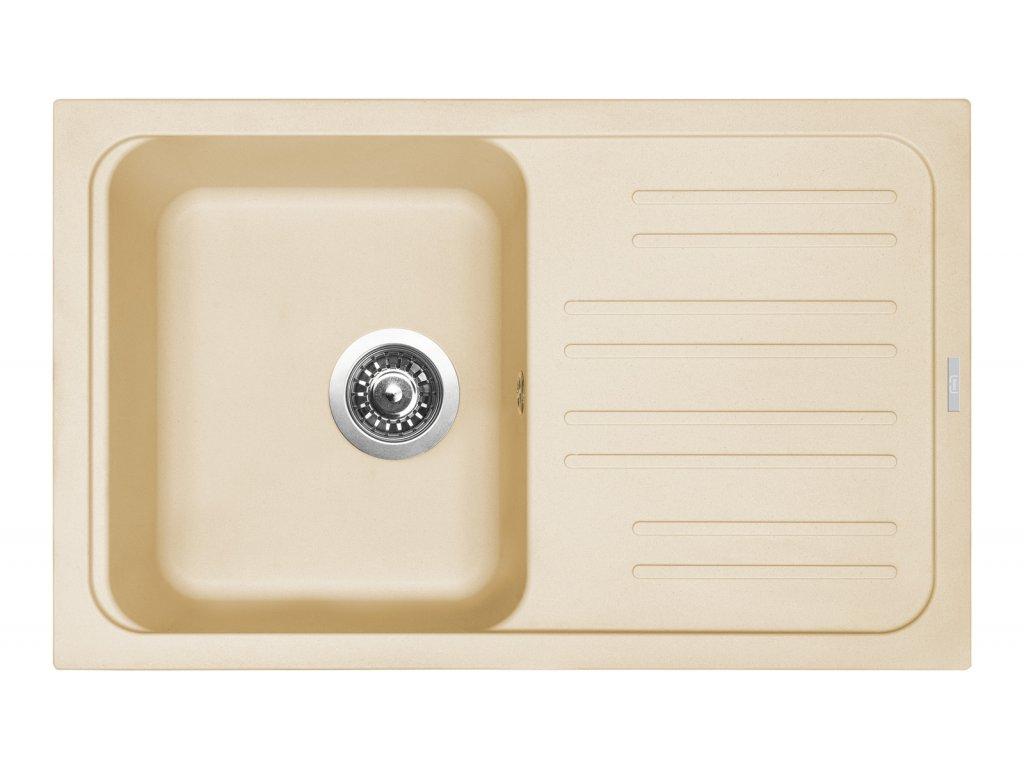Kuchyňský dřez Classic 740 Sahara