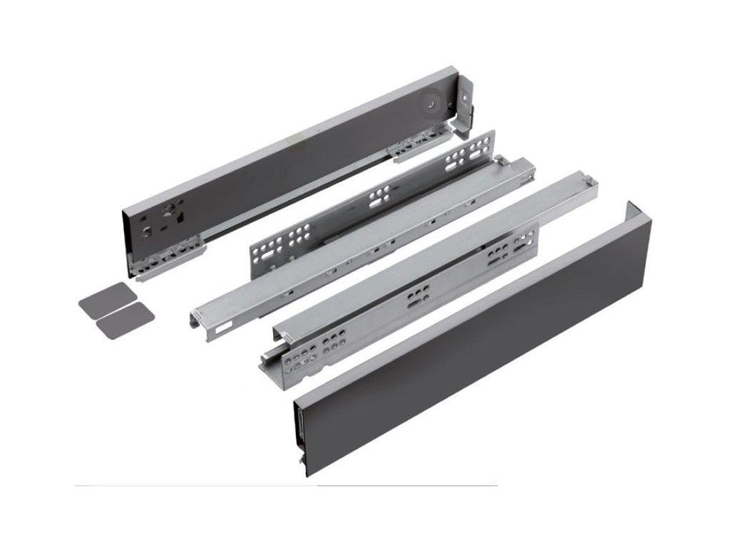 výsuv StrongMax 500/89mm, šedý, 335013