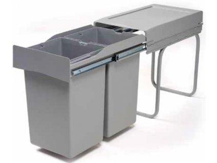 vestavný odpadkový koš  Linea 222