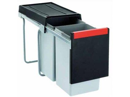vestavný odpadkový koš  Cube 30, 44422
