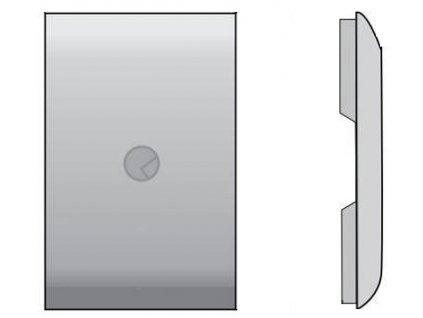 Italiana Ferramenta krytka závěsu skříněk Libra
