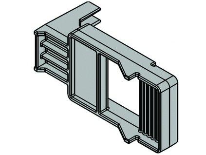 Blum Tip On Blumotion šablona na seřízení mezer, 275419