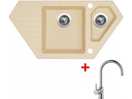 Sinks BRAVO 850.1 Sahara+VITALIA