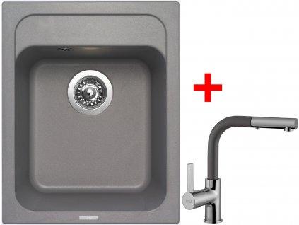 Sinks CLASSIC 400 Titanium+ENIGMA S GR